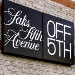 Saks off fifth avenue