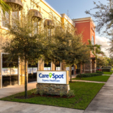 Care Spot Sign