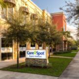 Care Spot Sign
