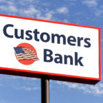 Customers Bank sign