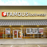 Famous Footwear Sign