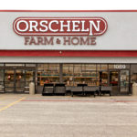 old Orscheln Farm & Home sign
