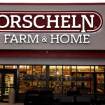 Orscheln Farm & Home storefront sign