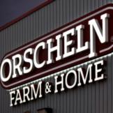 Orscheln Farm and Home Sign