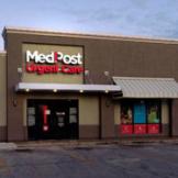 MedPost Urgent Care Sign