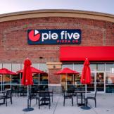 Pie Five Pizza Co Sign