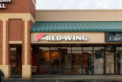 Red Wing Sign