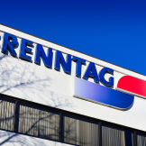 Brenntag Sign