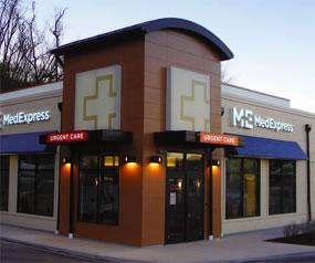 MedExpress Building