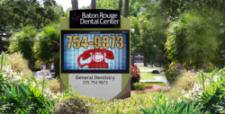 Baton Rouge Dental Center LED Signs