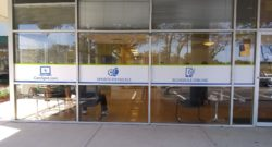 CareSpot Window Vinyl