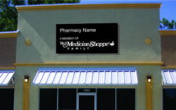 Pharamacy sign design 4