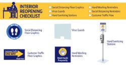 Reopening Interior Checklist