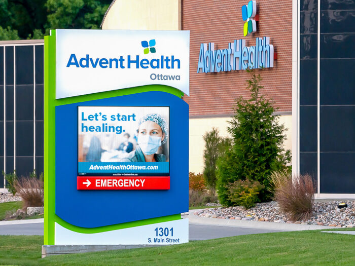 Advent Health Gives Patients Value Information on Their EMC