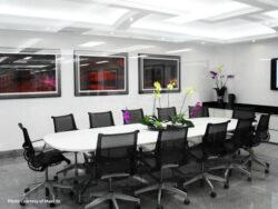 LED Lighting, Conference Room