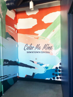 Color Me Mine - Wall Mural