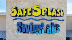 SafeSplash Franchise Exterior Sign