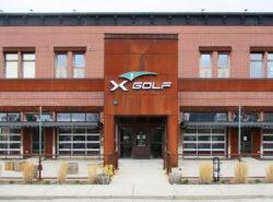 XGolf Franchise Sign